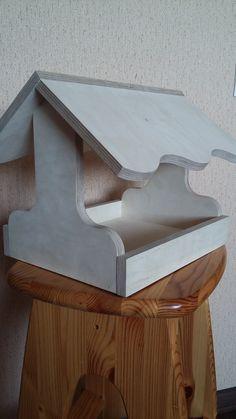 Кормушка для птиц.выполненна на фрезерном станке с ЧПУ. #Станки