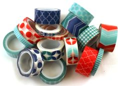 #papercraft #deals on #washi tape from Peachy Cheap: My Minds Eye Washi Tape - 16 rolls for only $9.99!!!