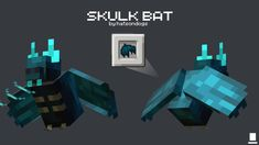 Minecraft Mobs, Minecraft Plans, Minecraft Creations, Minecraft Stuff, Fantasy Monster, Universe Art, Mortal Kombat, Color Pallets, Fun Games