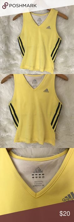 Adidas sports shirt ‼️PRICE IS FIRM ‼️  Size small excellent condition adidas Tops Tank Tops
