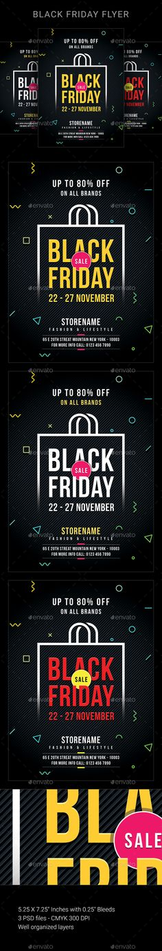 Buy Black Friday by sunilpatilin on GraphicRiver. Black Friday Black Friday Flyer is designed for all kind of Sales events! The flyer is fully layered and organized to. Black Friday Day, Envato Elements, Text Tool, Sale Flyer, Get It Now, New Years Sales, Print Templates, Day Up, Flyer Template