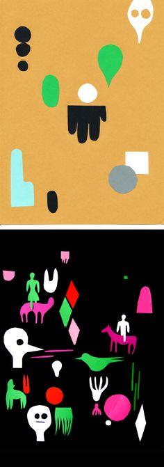 Woo Agentur - Tyra von Zweigbergk's portfolio: illustration, animation and products