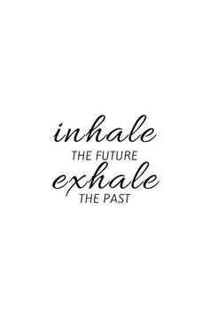Best 25+ Inhale exhale tattoo ideas on Pinterest