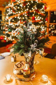 51 Charming Winter Wedding Decorations ❤ winter wedding decorations table decor Molly Jo Collection #weddingforward #wedding #bride