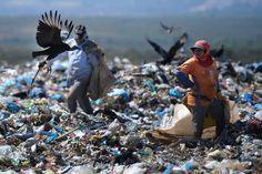 Águas de Pontal: Produção de lixo cresce no país e Brasil já é o 4o...