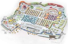 whole foods floor plan - Google Search