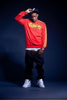 Curren$y , urban clothing