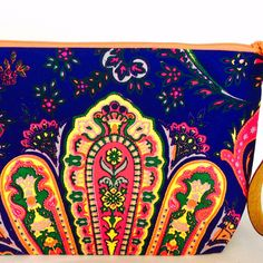 ***NEW at Jindagi*** Bright & fun - get yours now! Hand Bags, You Got This, Handmade Items, My Etsy Shop, Bright, Fun, Handbags, Lol, Funny