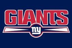 New York Giants football!