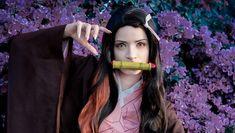 Veja um belo cosplay da Nezuko, de Kimetsu no Yaiba (Demon Slayer)