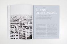 Kinfolk Magazine Kinfolk Magazine, Projects, Lifestyle, Log Projects, Blue Prints