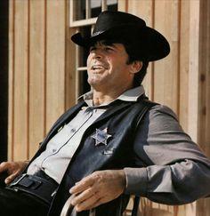 Ne tirez pas sur le shérif - James Garner