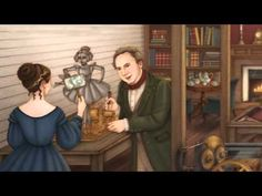 'Ada Byron Lovelace and the Thinking Machine' Book Trailer World's First Computer, Computer Programming, Source Of Inspiration, Women In History, Book Lists, Ada Lovelace, Literature, Books, Universe