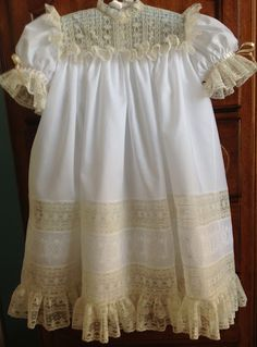 Catheryn Collins' Heirloom Creations: Dresses