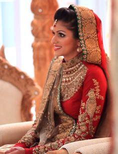 A Beautiful Sabyasachi  Dress! - for more follow my Indian Fashion Boards :)