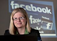 Trying to Find a Cry of Desperation Amid the Facebook Drama:  Dr. Megan A. Moreno has studied college students' Facebook postings for signs of depression.