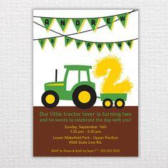 dfd5c7e79d055827835c1decec2f1abb tractor birthday invitations antique tractors john deere free printable birthday party invitations birthday,Tractor Birthday Party Invitations