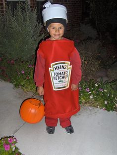 sc 1 st  Pinterest & Coolest Ketchup and Mustard Costume