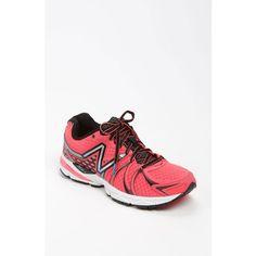 New Balance '870' Running Shoe (Women) ($110) ❤ liked on Polyvore