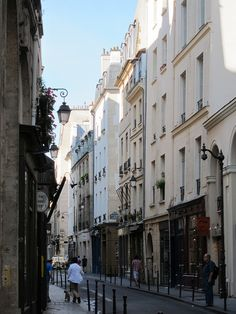 Paris - Le Marais  | by Marti B. |