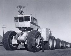 Photo: New capsule -  1950s: The Overland Train http://www.retronaut.com/2013/06/the-overland-train/