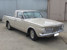 Australian Chrysler Valiant pick up utility. Classic Trucks, Classic Cars, Chrysler Valiant, Cruiser Boat, Pickup Car, Plymouth Valiant, Aussie Muscle Cars, Australian Cars, Panel Truck