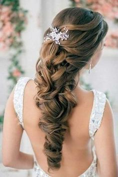 20 Hairstyles for Wedding Prolonged Hair | Long Hairstyles