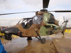 https://flic.kr/p/sV9mkU | Eurocopter EC665 Tigre HAP. ET.704