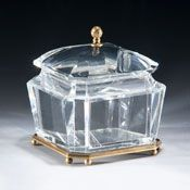 Decorative Crafts imports the finest home furnishings from all around the globe.  Decorate your interior with our elegant jars & bowls.  View our entire selection here:  http://decorativecrafts.com/shop/category.aspx?catid=67 #DecorativeCrafts #Decorative #Elegant #Glass #Glasswear #VenetianGlass #Jar #GlassJar #Bowl #GlassBowl #Furniture #Furnishings #Elegant #Gold #Luxurious #Luxury #Design #Decor #Interior #InteriorDesign #InteriorDecor