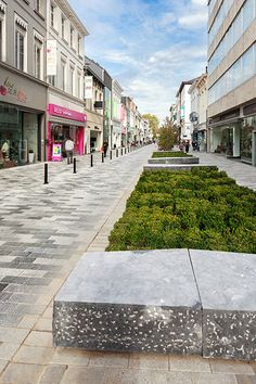 Redesign_of_Stationsstraat-by-Grontmij_Belgium-09 « Landscape Architecture Works | Landezine