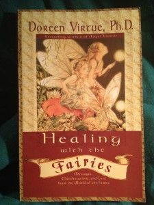 Healing With The Fairies by Doreen Virtue **E-Book**