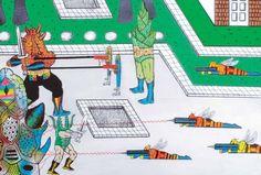 Member news items : 個展:ゼロ星人の逆襲 | Motohiro Hayakawa | Tokyo Illustrators Society (TIS)