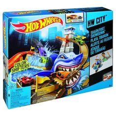 (Ir Uz Vietas) Mattel Hot Wheels SHARKPORT SHOWDOWN BGK04