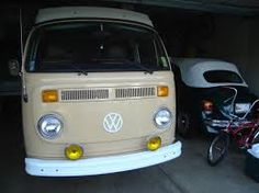 Image result for foglights on vw baywindow campervan