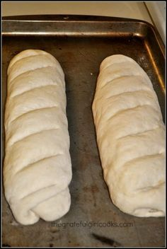 You're gonna love this easy, homemade Miracle Bread. Recipe makes two loaves and… You're gonna love this easy, homemade Miracle Bread. Recipe makes two loaves and is so easy, even my son can make it! That's gotta be some kind of MIRACLE! Spicy Recipes, Baby Food Recipes, Mexican Food Recipes, Baking Recipes, Appetizer Recipes, Easy Bread Recipes, French Bread Recipes, Appetizers, Crusty French Bread Recipe