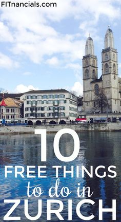 10 free things to do in Zurich, Switzerland! This is such a great list for anyone traveling on a budget.
