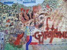 Damian Le Bas, Gypsyland, 2007 - 2007