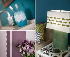 Obsessed with the new Shape Tape from @FrogTape. So many #DIY possibilities!