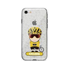 Case - El case del ciclista, encuentra este producto en nuestra tienda online y personalízalo con un nombre o mensaje. Phone Cases, Store, Messages, Phone Case