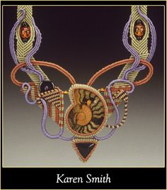 Ammonite Necklace - Joan Babcock