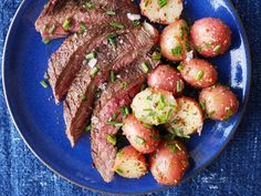 Skip the creamy potato salads and fatty burgers.