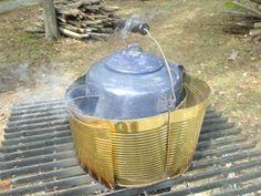 Building a Rocket Stove for the Cabin : 54 Steps (with Pictures) - Instructables Sandstone Slabs, Build A Rocket, Wood Fuel, Rocket Stoves, Survival Shelter, Water Storage, Wildlife Conservation, Homestead Survival