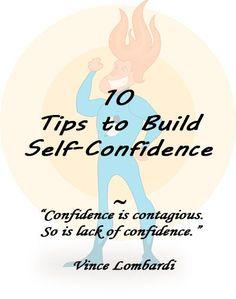 10 Tips to Build Self-Confidence - http://insight-academy.com