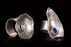 R1271 Ring / R1270 Ring Fall Collections, Cufflinks, Rings, Accessories, Jewelry, Fashion, Jewellery Making, Moda, Jewelery