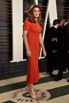 Caitlyn Jenner - Os melhores looks da festa pós-Oscar da Vanity Fair - Vogue | Red carpet