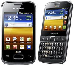 Galaxy DUOS – O primeiro smartphone Dual SIM  More like a Galaxy S2 with jelly bean features
