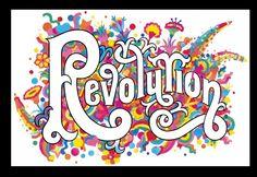 """""""Dices que quieres una revolución,¿pero sabes? Todos deseamos cambiar el mundo.  Me dices que es evolución, ¿pero sabes? Todos deseamos cambiar el mundo. Pero cuando hablas de la destrucción, sabes que no puedes contar conmigo.    Dices que tienes una real solución,¿pero sabes? A todos nos encantaría ver el plan.  Me pides una contribución  ¿pero sabes?  Estamos haciendo lo que podemos.  Si deseas dinero para la gente con mentes que odian,  todos lo que te diré es """"hermano, tienes que…"""