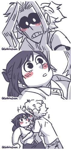 All Might, Toshinori, Yagi, Midoriya, Inko