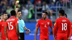 Referee  Milorad Mazic decided to only book Chile's Gonzalo Jara after the  player appeared to elbow Germany's Timo Werner during the Confederations  Cup final  The use of video technology at the Confederations Cup has been criticised following Germany's 1-0 victory over Chile in Sunday's final.  Chile  defender Gonzalo Jara appeared to elbow Germany's Timo Werner in the  face during the game but got only a yellow card even after the video  assistant referee (VAR) system was used. There were…