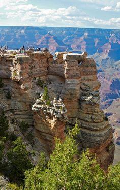 South Rim. Grand Canyon, Arizona.